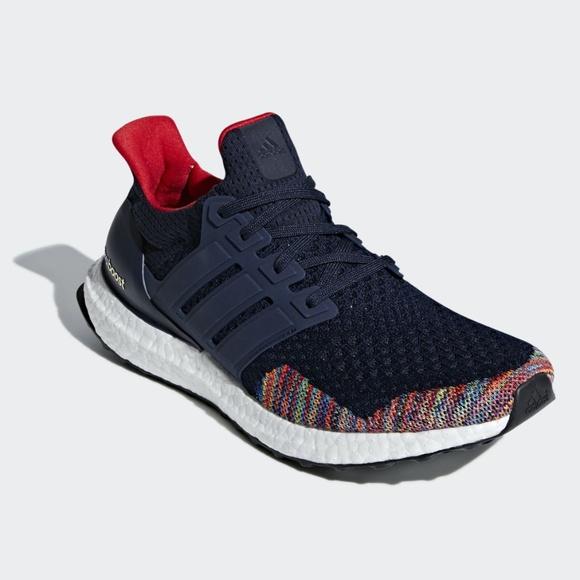 Adidas Ultraboost Ltd Multicolor Toe